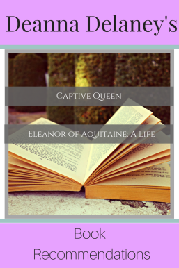 Captive Queen Eleanor of Aquitaine Recommendation