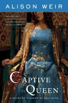 The Captive Queen book cover